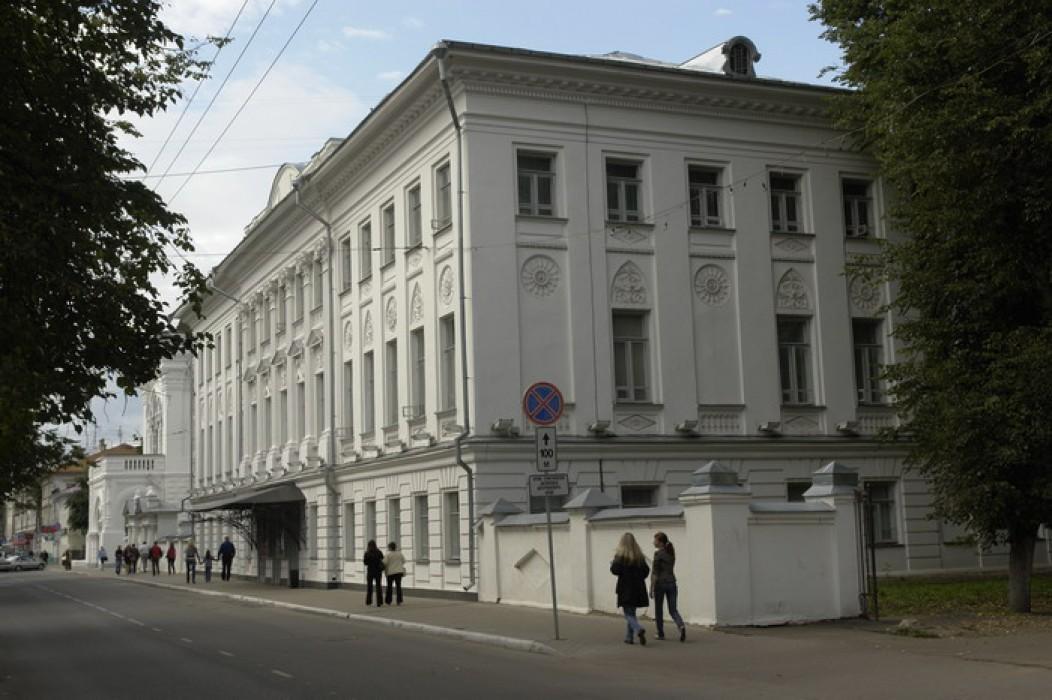 Костромской государственный историко-архитектурный и художественный музей-заповедник