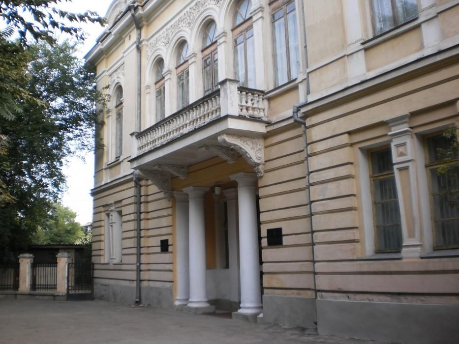 Симферопольский художественный музей