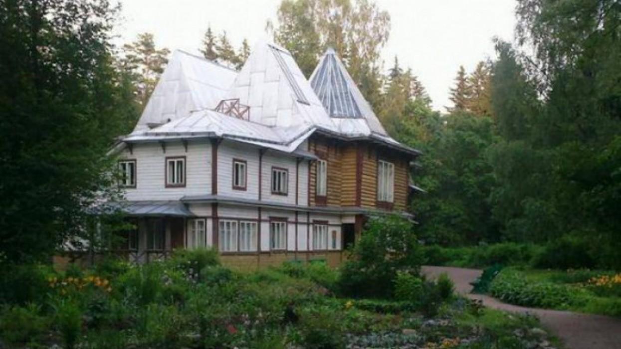 Музей-усадьба И.Е. Репина «Пенаты»