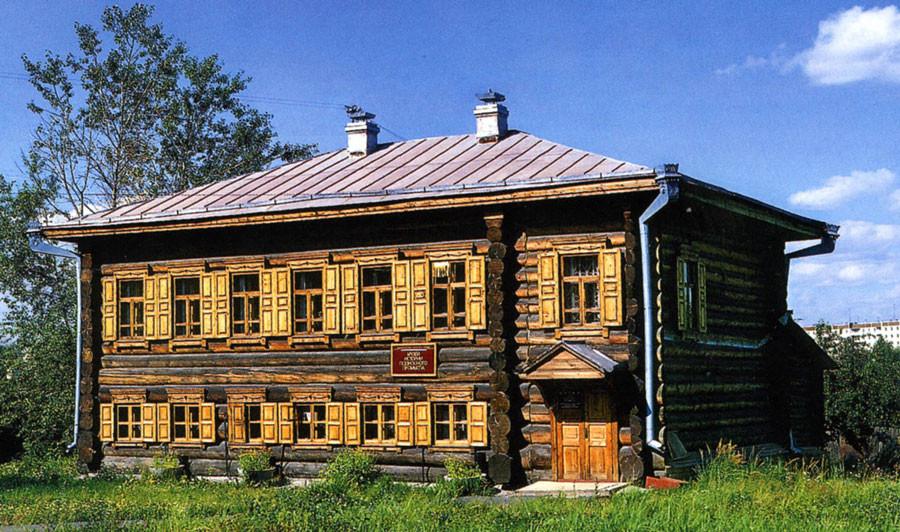 Музей истории подносного промысла «Дом Худояровых»