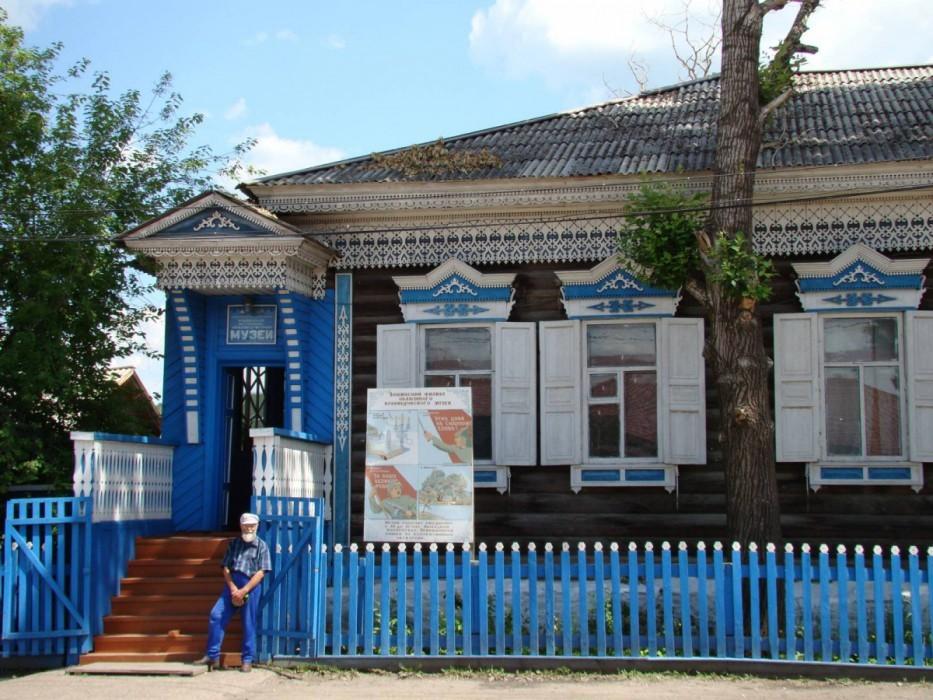 Акшинский краеведческий музей