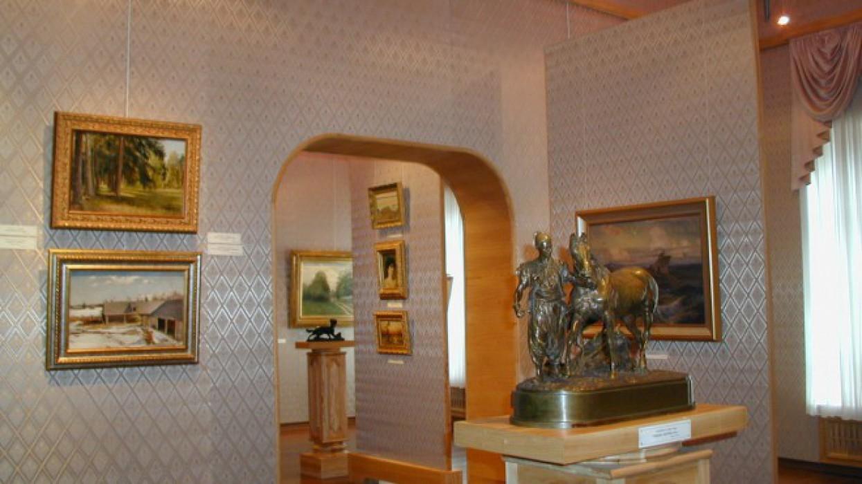 Сахалинский областной государственный художественный музей