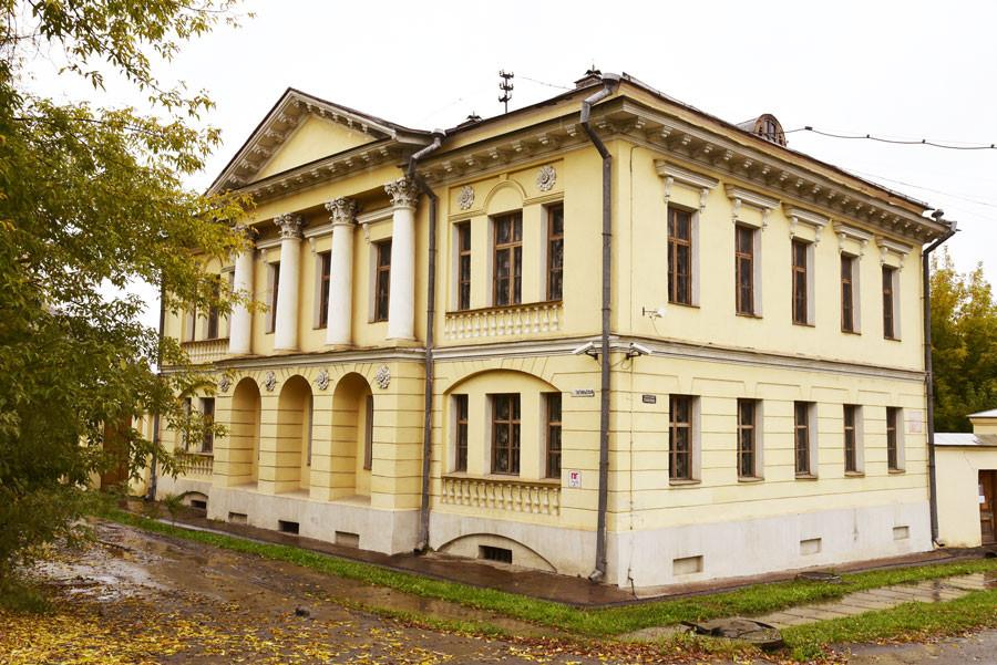 Музей быта и ремесел горнозаводского населения «Господский дом»