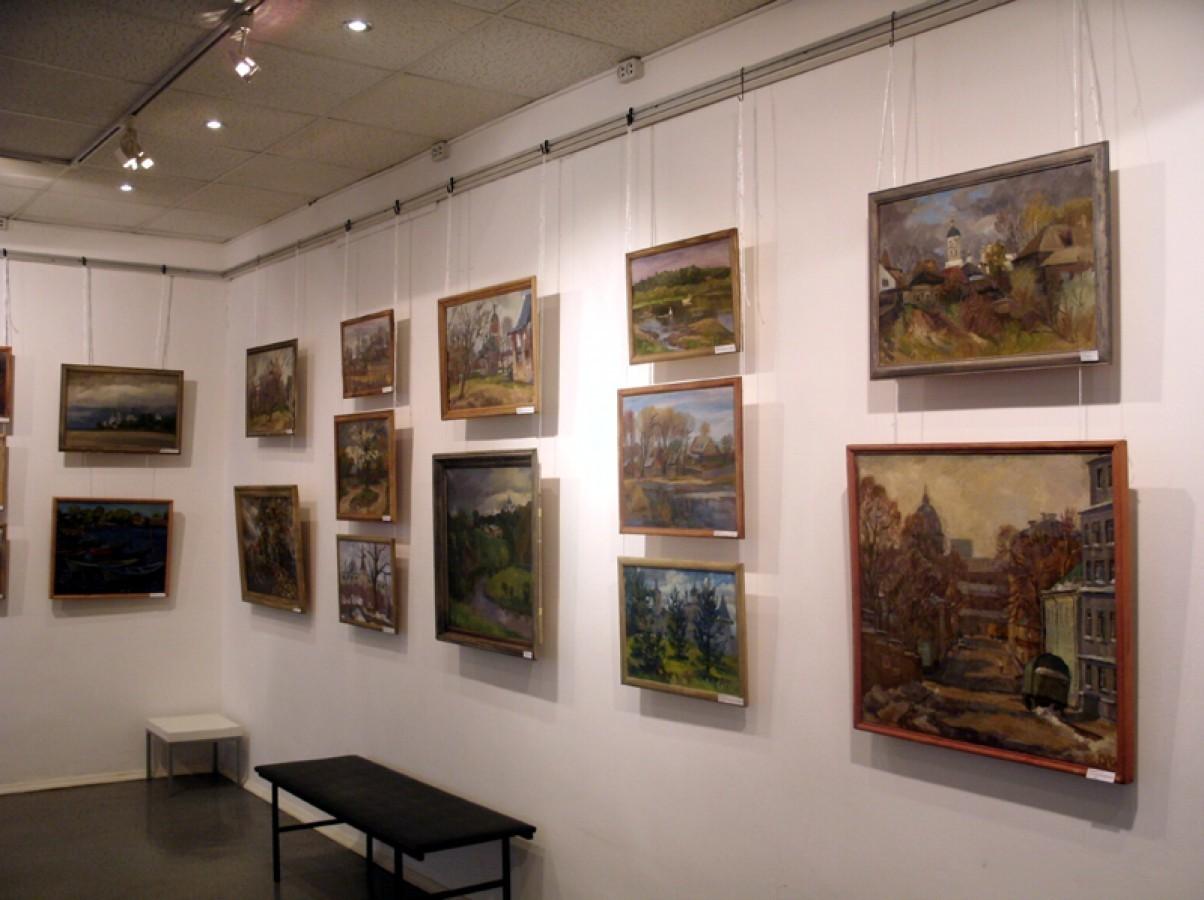 Государственный выставочный зал-музей «Наследие»