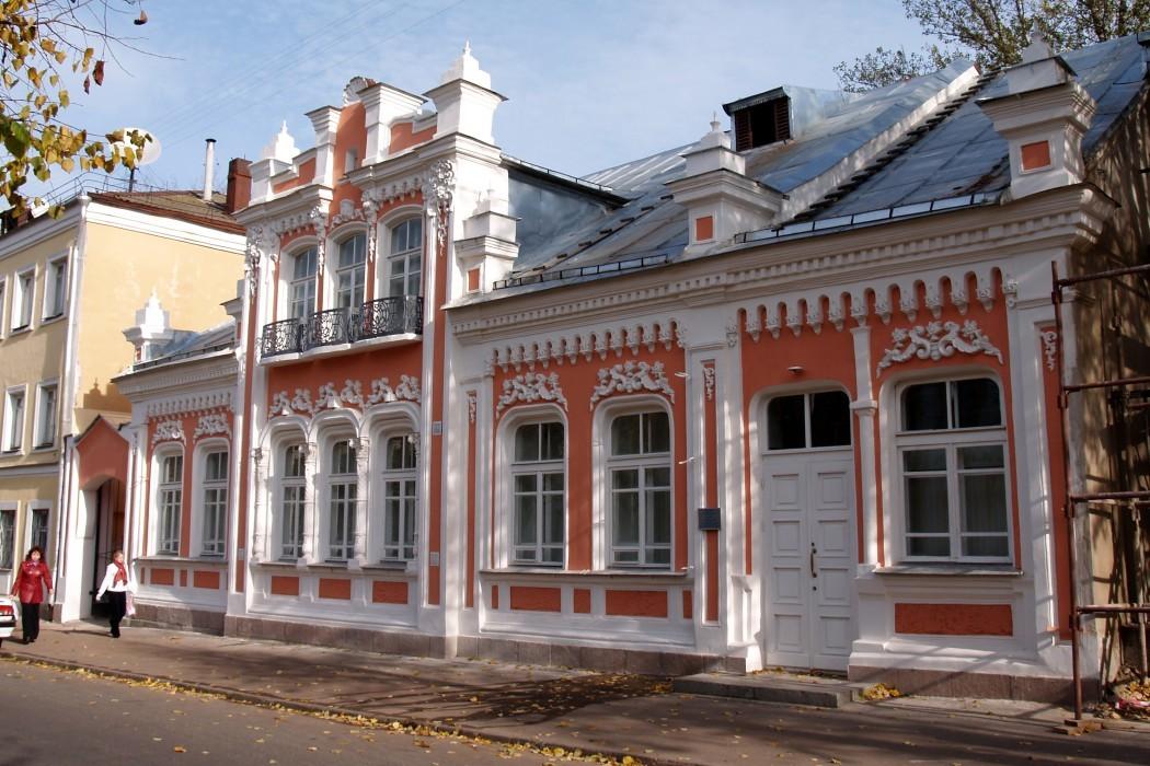 Музей скульптуры С.Т. Коненкова