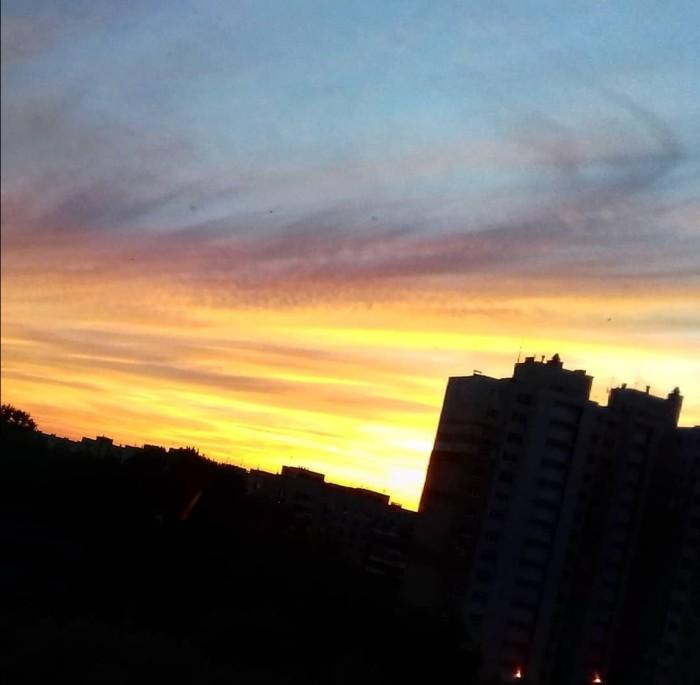 Немного облаков :3 | Author: Полина Небоженко