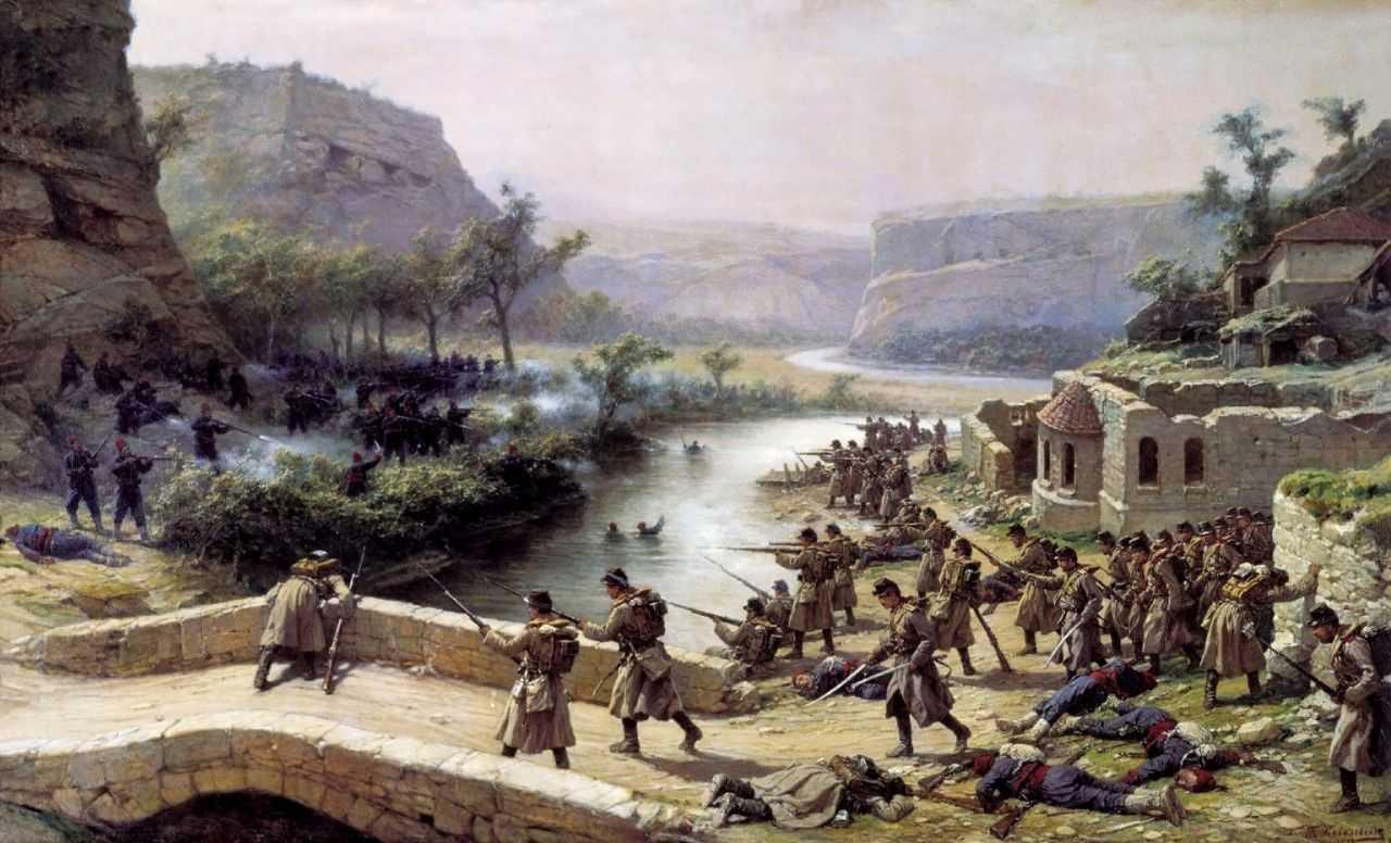 Бой у Иваново-Чифлик 2 октября 1877 года — Ковалевский Павел Осипович