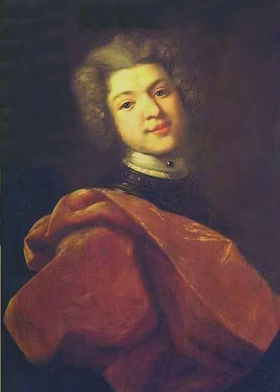 Портрет графа С.Г.Строганова — Никитин Иван Никитич