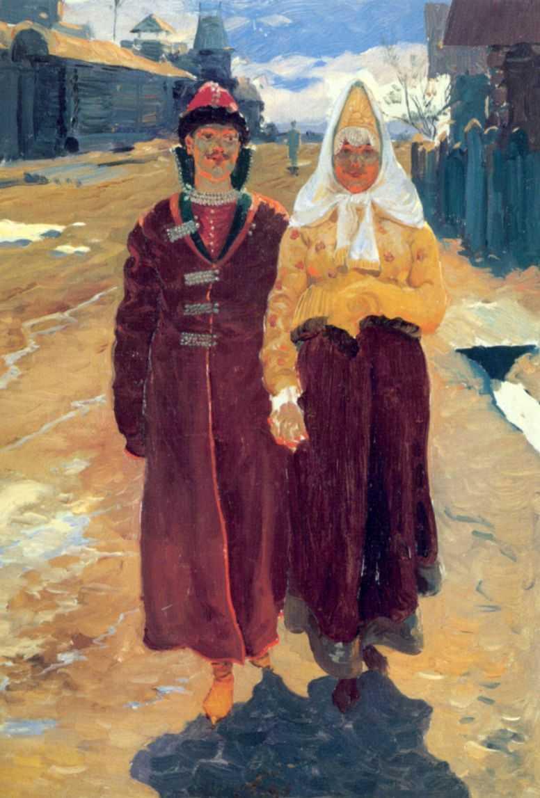 В гости — Рябушкин Андрей Петрович