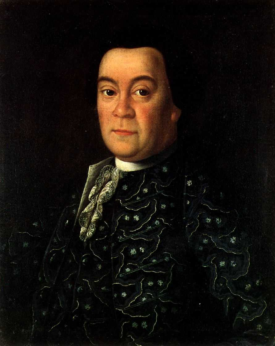 Портрет Д.И.Бутурлина — Антропов Алексей Петрович