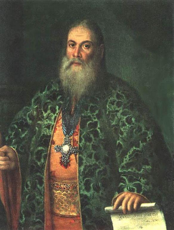 Портрет Ф.Я. Дубянского — Антропов Алексей Петрович